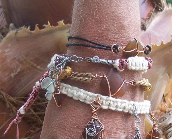 Friendship Bracelets and Macrame Bracelets