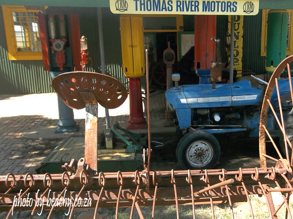 Old Thomas River Motors