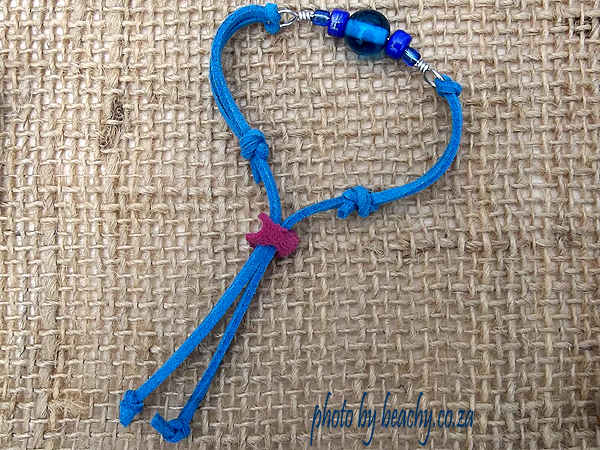 bracelet at Kidds Beach market 16 Dec 2014