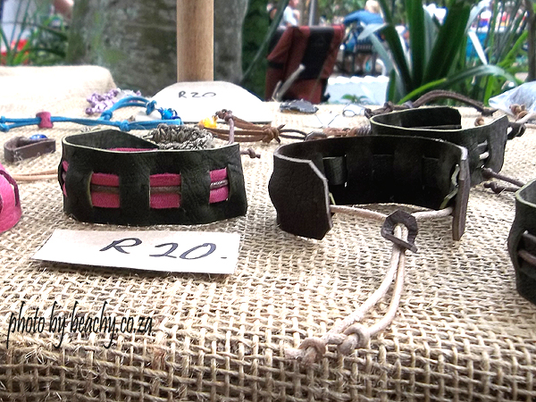 leather bracelets and other bracelets by beachy TanT