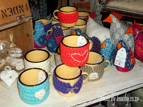 mug warmers and other craft items