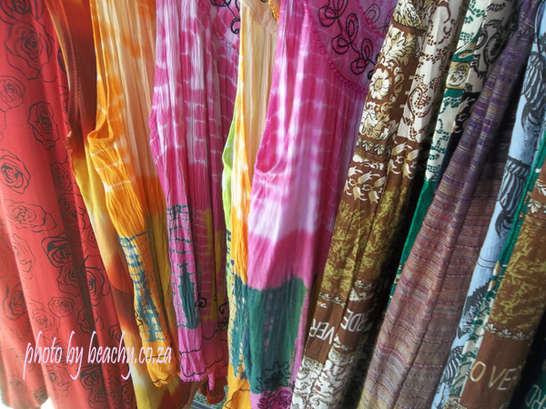 tops dresses and pants in colourful fabrics
