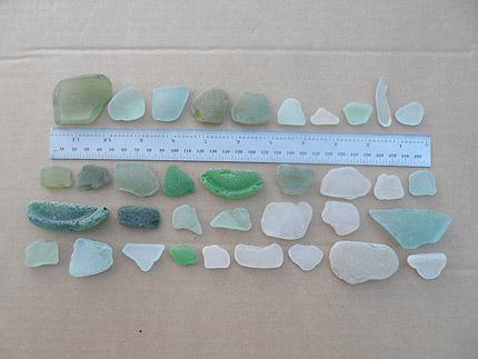 sea glass lot 010719A