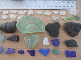 sea glass lot 030719C - sea glass in South Africa