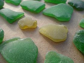 sea glass lot 290519B - sea glass South Africa