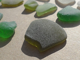 sea glass lot 300519B - sea glass in South Africa